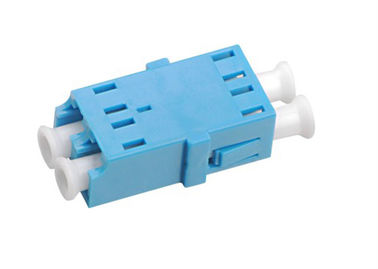 China LC - LC-Duplex-Faser-Optikadapter, Lichtwellenleiter-Adapter-Monomode- fournisseur